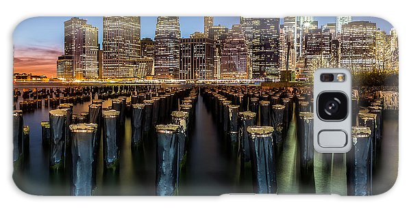 Lower Manhattan Galaxy Case