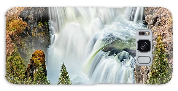 Lower Mesa Falls Galaxy Case