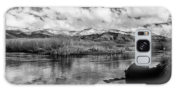 River Galaxy Case - Lower Owens River by Cat Connor