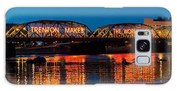 Lower Trenton Bridge Galaxy Case