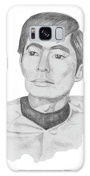 Lt. Sulu Galaxy Case