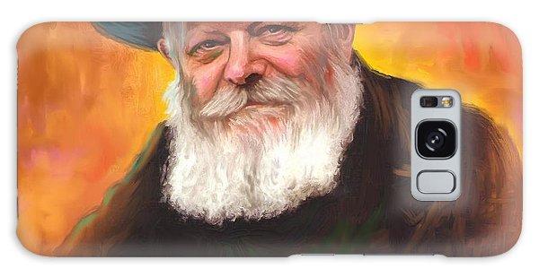 Fine Galaxy Case - Lubavitcher Rebbe by Sam Shacked