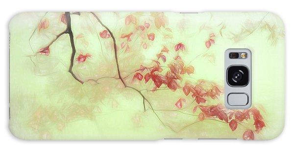 Soft Galaxy Case - Luce Dorata by Gilbert Claes