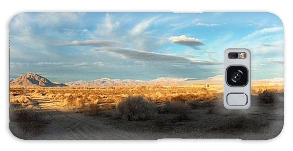 Lucerne Desert Vista Galaxy Case