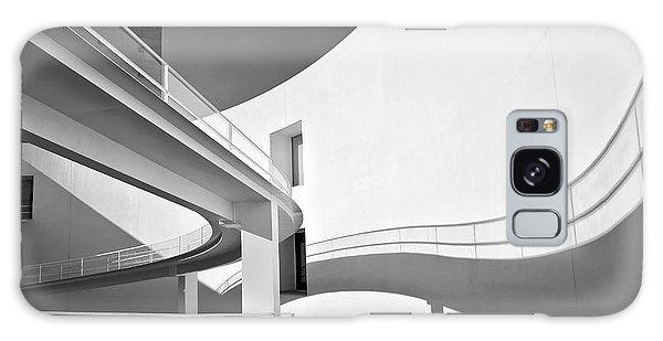 Handrail Galaxy Case - Luces Y Sombras by Antonio Rodr??guez Maldonado
