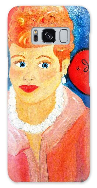 Lucile Ball Galaxy Case