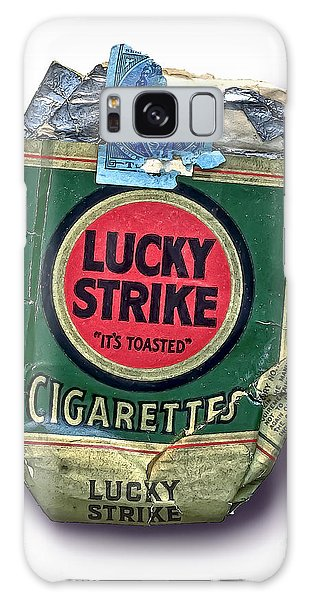 1940's Lucky Strike Green Galaxy Case