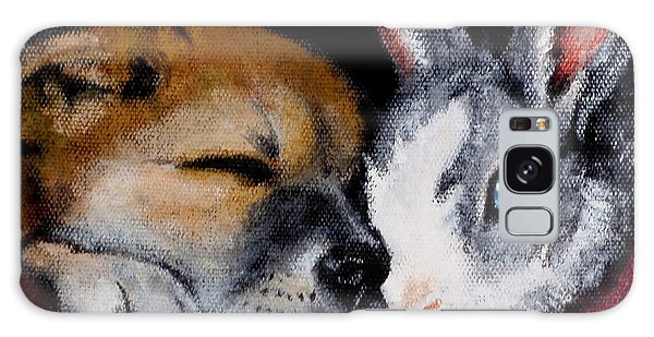 Lucy And Oliver Galaxy Case