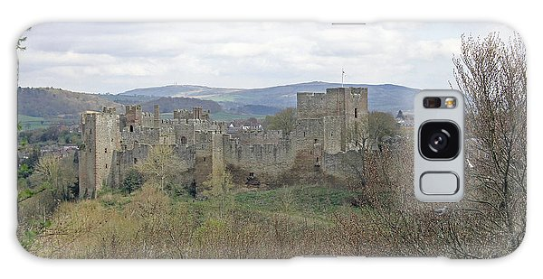 Ludlow Castle Galaxy Case by Tony Murtagh