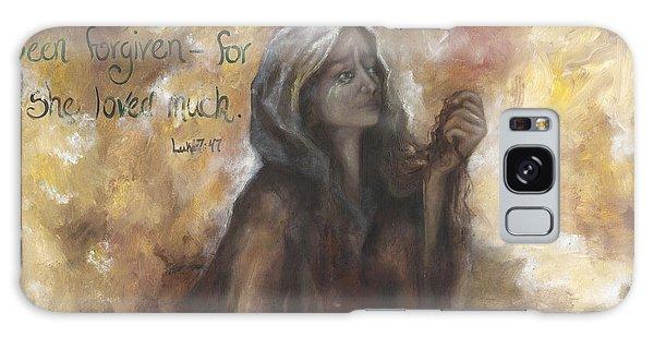 Luke 7 Verse 47 Forgiveness Galaxy Case