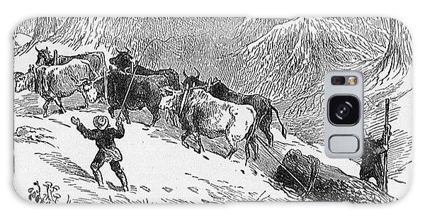 Lumbering - 1878 Galaxy Case