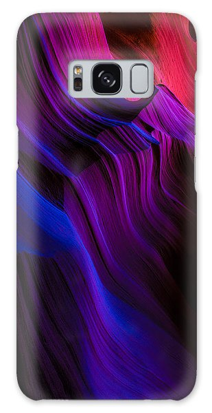 Luminary Peace Galaxy Case by Chad Dutson
