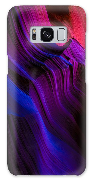 Peace Galaxy Case - Luminary Peace by Chad Dutson
