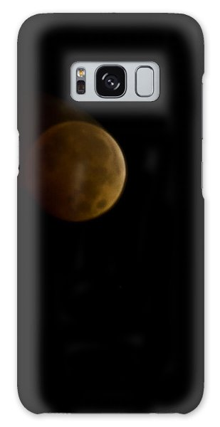 Lunar Blood Galaxy Case