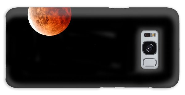 Lunar Eclipse April 15  2014 Galaxy Case