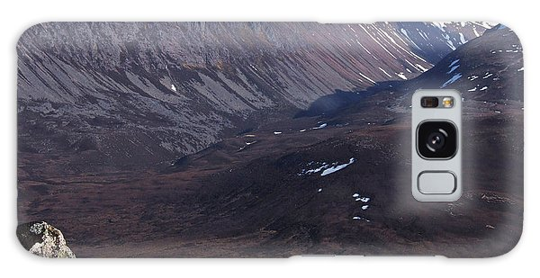 Galaxy Case - Lurchers Crag - Cairngorm Mountains by Phil Banks