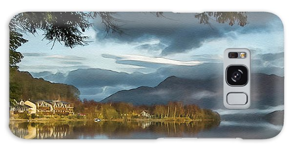 Luss Loch Lomand Galaxy Case