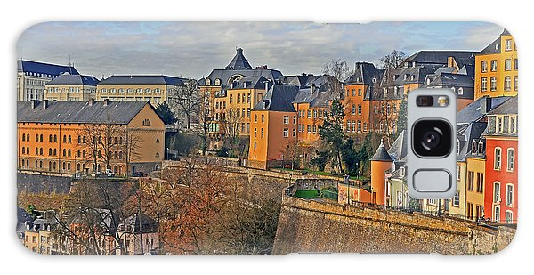 Luxembourg Fortification Galaxy Case