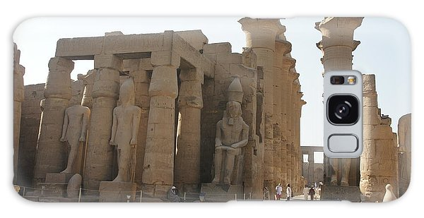 Luxor Temple Galaxy Case