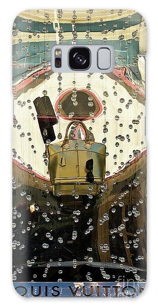 Lv Gold Bag 02 Galaxy Case