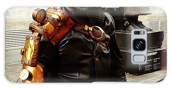 Steampunk Galaxy Case - ma Chi Siete? mostri. (cit.) by Valentina Di Martino