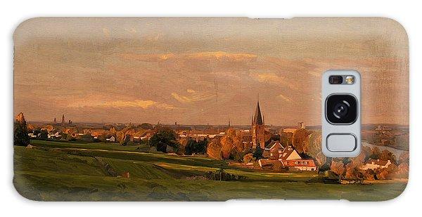 Maastricht Seen From Sint Pieter Galaxy Case by Nop Briex