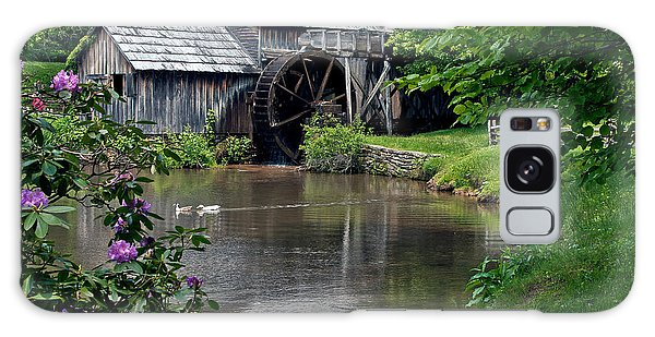 Mabry Mill In May Galaxy Case