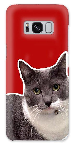 Iphone Case Galaxy Case - Mac Attack-custom Order by Linda Woods