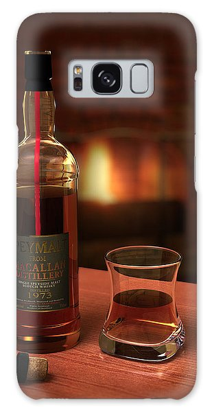 Macallan 1973 Galaxy Case