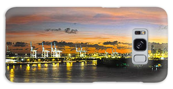 Macarthur Causeway Bridge Galaxy Case