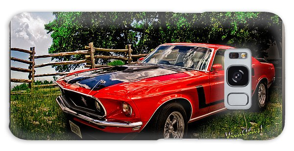 1969 Ford Mach 1 Mustang Galaxy Case