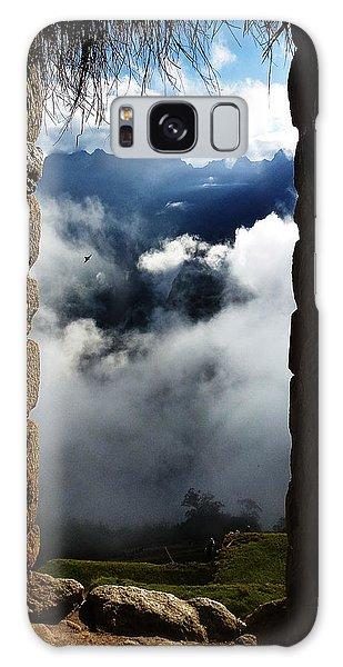 Machu Picchu Peru 4 Galaxy Case