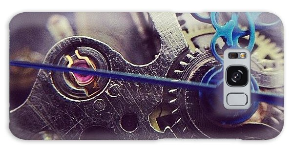 Steampunk Galaxy Case - Macro Of My New Gutsy Wrist Watch 😍 by KLH Streets Photography