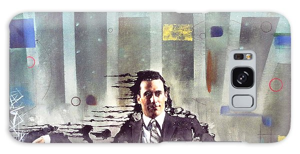 Mad Men Disintegration Of Don Draper Galaxy Case