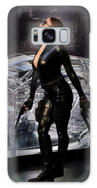 Madam Matrix Galaxy Case