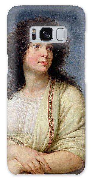 The Empire Galaxy Case - Madame Hamelin 1776-1851 Oil On Canvas by Andrea the Elder Appiani