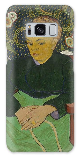 Art Institute Galaxy Case - Madame Roulin Rocking The Cradle by Vincent van Gogh