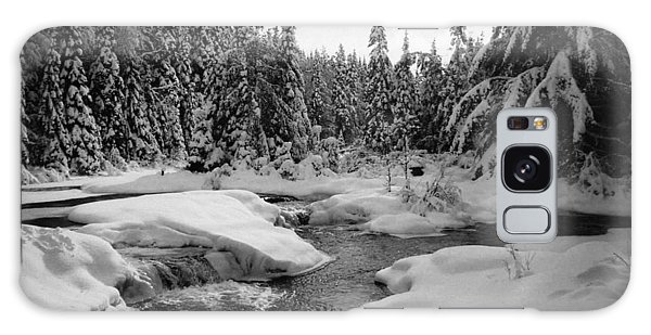 Madawaska River Galaxy Case by David Porteus