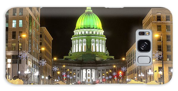 Madison Capitol Galaxy Case by Steven Ralser