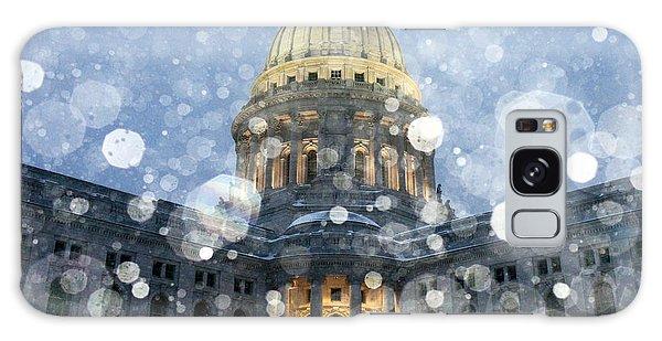 Madisonian Winter Galaxy Case