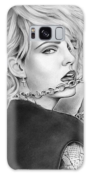 Popular Galaxy Case - Madonna by Greg Joens