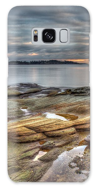 Madrona Sunrise Galaxy Case