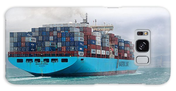 Maersk Kotka In Hong Kong Galaxy Case