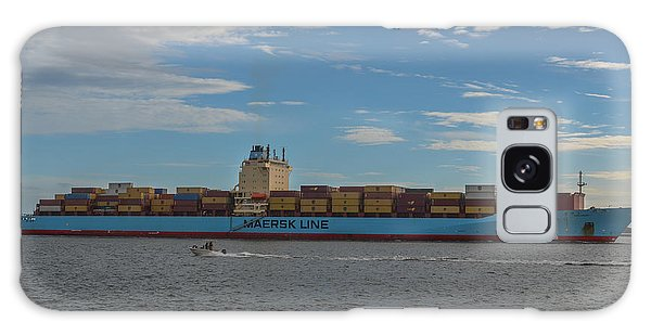 Maersk Line Beaumont Galaxy Case