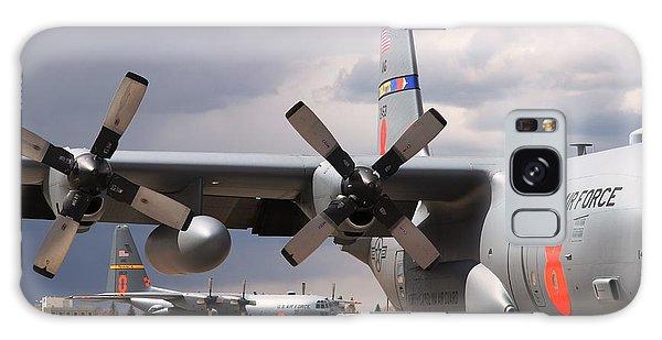 Maffs C-130s At Cheyenne Galaxy Case