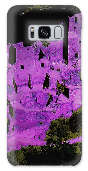 Magenta Dwelling Galaxy Case