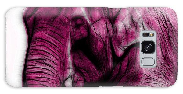 Magenta Elephant 3374 - F - S Galaxy Case