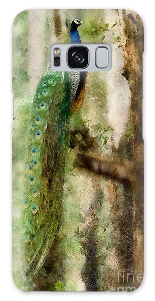 Magestic Poise Galaxy Case