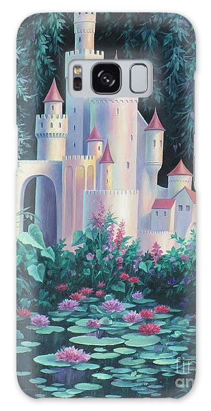 Magic Castle Galaxy Case