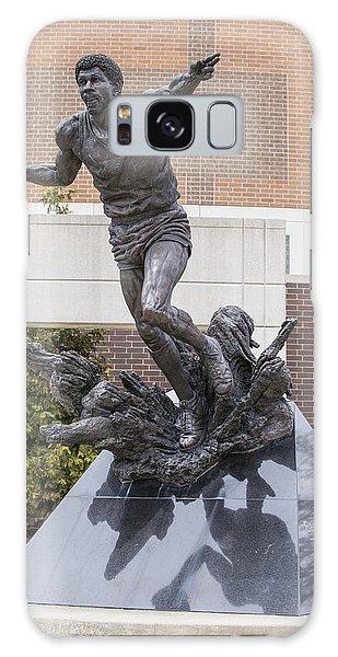 Magic Johnson Statue At Breslin  Galaxy Case